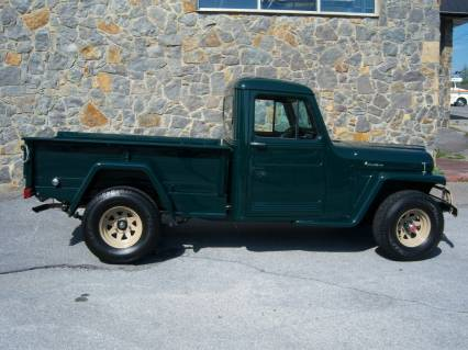Very Nice Willys Pickup