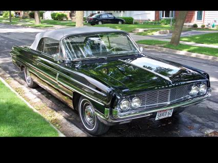 Cars For Sale In Wisconsin >> 1962 Oldsmobile Dynamic 88 Convertible