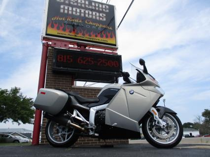 2007 BMW K1200GT with Navigation