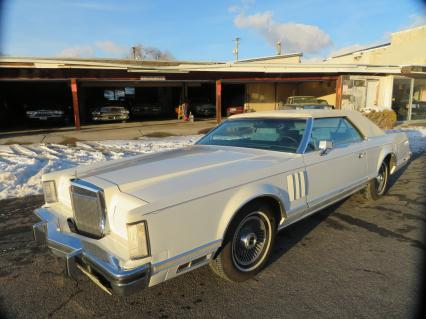 1978 Lincoln Continental Jubilee