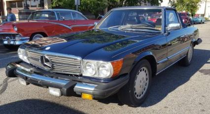 1981 MERCEDES BENZ 380 SL - EXCELLENT CONDITION -