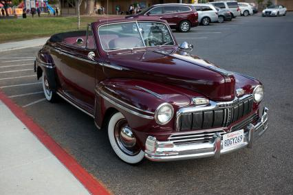 47 Make Mercury Convertible reduced 44995 firm