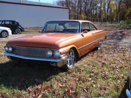 1960 Ford Sunliner 61 Ford Starliner Hardtop Rodded Save