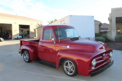 1955 ford f100 pro tour frame off350-350-ac
