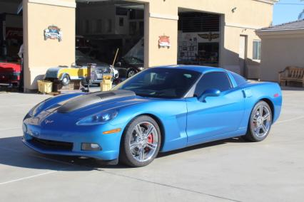 2010 chev corvette callaway 606 hp 3 lt loaded