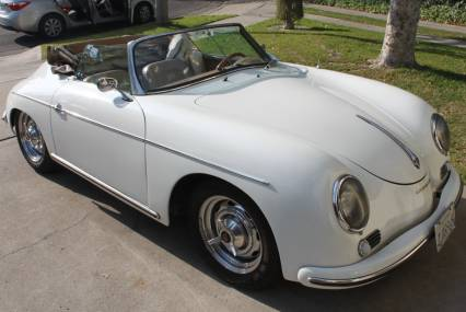 1987  Intermeccanica Roadster D  Porsches WANTED