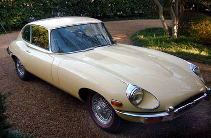 Jaguar XKE - E-Type WANTED AllCondition  Location