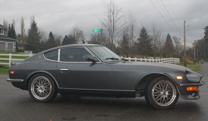 Datsun 240Z  Exceptional car  Restored Upgraded