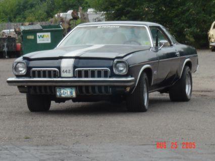 1973 oldsmobile 442 1973 oldsmobile cutl s 442 for sale oldride com