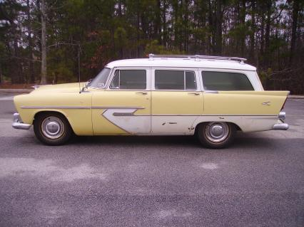 1956 Plymouth Sport Suburban RARE FIND 277 V8 LOOK