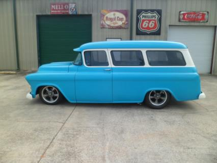 1957 Chevy Suburban 350 V8 P/S P/B A/C New Build