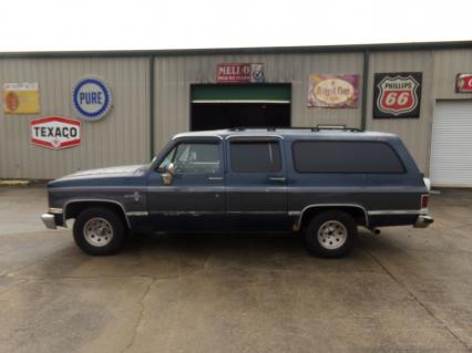 1988 Chevy Suburban Crate 350 Cold A/C Runs Great