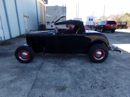 1932 Ford Hi Boy Roadster New Interior & Top NICE