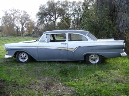 1957 Ford  2 Door Hard Top-Price Lowered