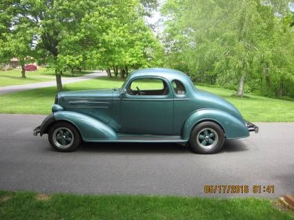 1936 chevy cp /ALL STEEL/ STREET ROD