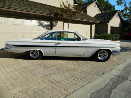1961 Chevy Impala 348 Tri Power