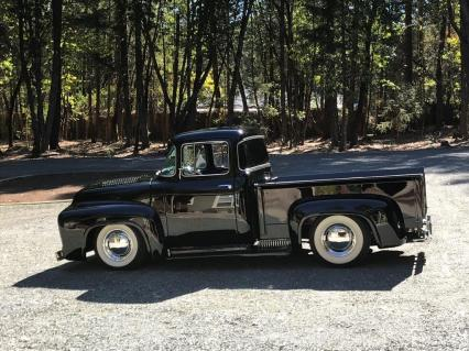 1956 Ford F100 Big Window All Steel Show Stopper