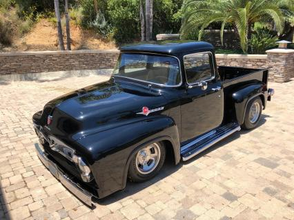 1956 Ford F100 Big Window Big Block WOW