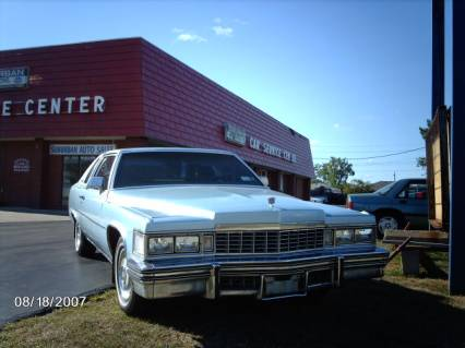1977 CADDY COUPE