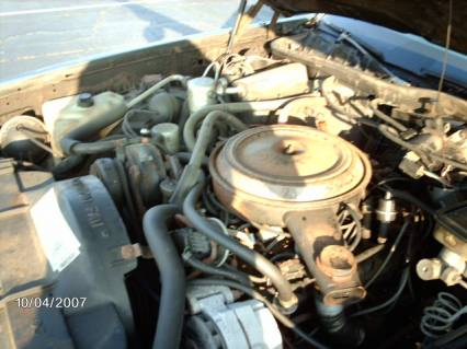 Tmp Org on 1985 Buick Lesabre For Parts
