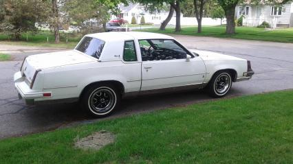 1984 Olds Cutlass  Sleeper/Street Rod