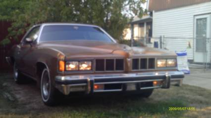 1976 pontiac lemans 1976 pontiac le mans for sale. Black Bedroom Furniture Sets. Home Design Ideas