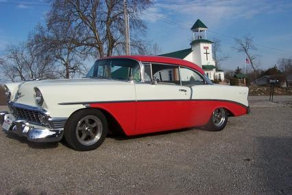 1956 Chevrolet 210 Sport Coupe