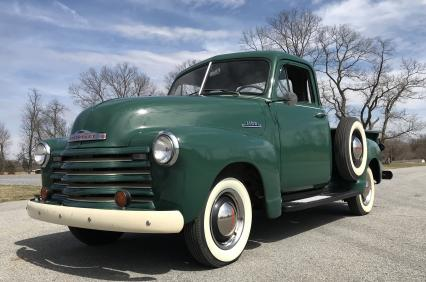 1953 Chevy 3100 short bed 5 window Pick-Up