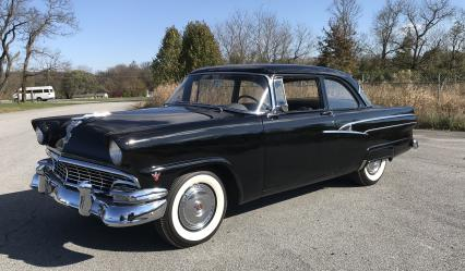 1956 Ford Mainline 2 Dr Sedan 292 V8 Stick
