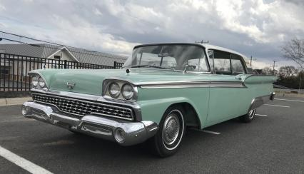 1959 Ford Galaxie 2 Dr Hardtop 332 V8 Auto PS
