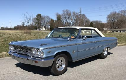 1963 1/2 Ford Galaxie 500 2 Dr Hardtop 390
