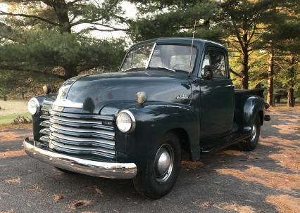 1953 Chevy 3100 short bed 5 window Pick Up