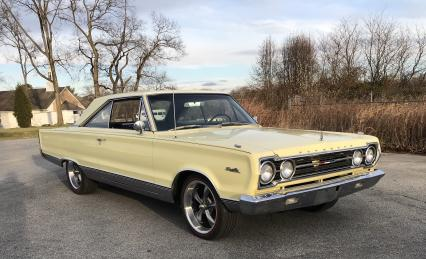1967  Plymouth Satellite 2 Dr 383 Auto PS PB