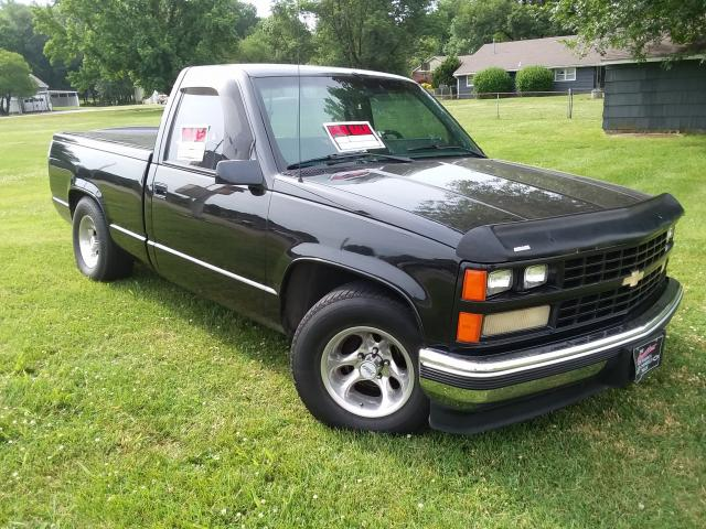 1989 Chevrolet 1500 1989 Chevy Silverado 1 2ton Swb For