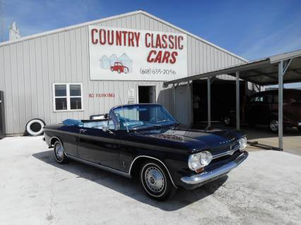 1964 Chevrolet Corvair Chevy Convertible For Oldride