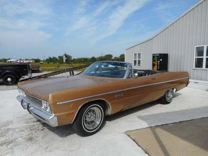 1969 Plymouth Fury 1969 Plymouth Fury III Convertible For ...