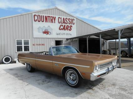 1969 Plymouth Fury III Convertible
