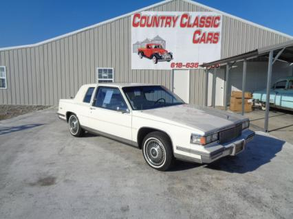 1986 Cadillac Coupe DeVille