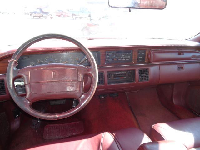 Cars With 3rd Row >> 1991 Oldsmobile Custom Cruiser 1991 Olds Custom Cruiser ...