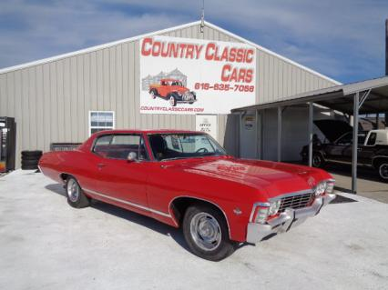 1967 Chevy Caprice 2dr HT Sport Coupe