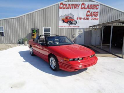 1994 Olds Cutlass Supreme Convertible