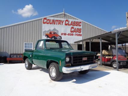 1977 GMC Short Bed Stepside