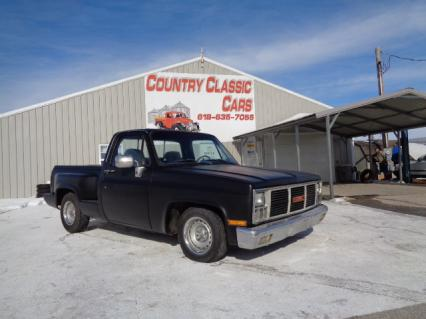 1985 Chevy C10 shortbed Stepside Pu