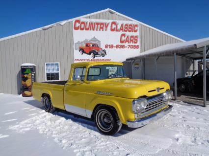 1960 Ford F100 Long Bed