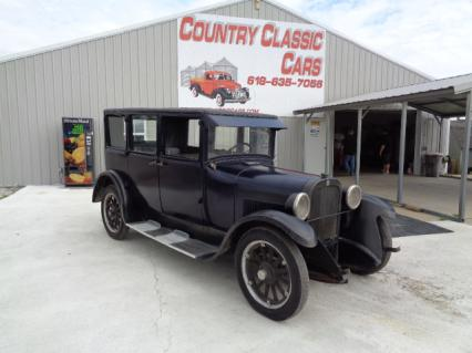 1923 Dodge Brothers 4dr Sedan
