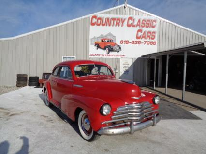 1948 Chevy Fleet Master Coupe