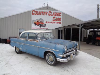 1954 Ford Customline 2dr sedan