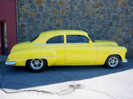 1950 Chevy - 2 Door RESTO- ROD -Sharp