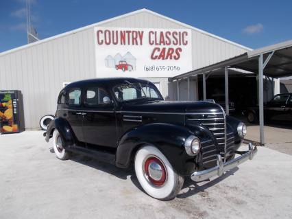 1939 Plymouth 4dr Sedan
