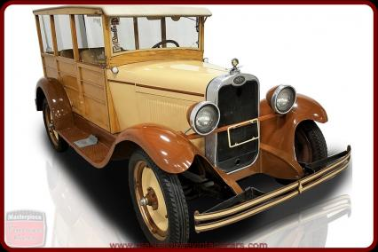 1928 Chevrolet Depot Hack Woody